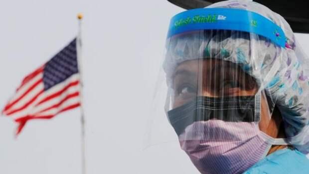 В США заявили о рекордном изменении смертности от коронавируса