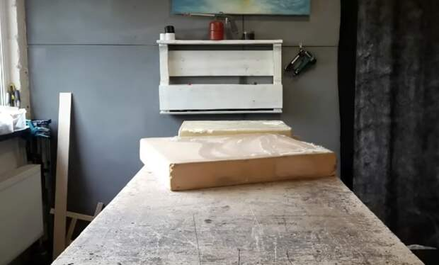 Невероятное преображение бабушкиного дивана