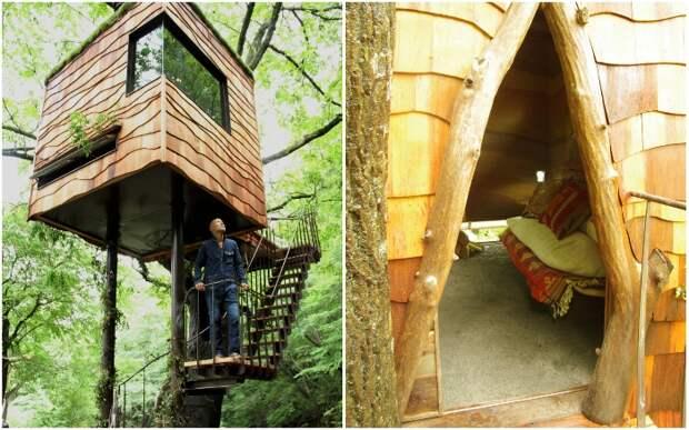 Внедренные проекты Takashi Kobayashi располагаются в глубинке, где отдых или медитацию никто не сможет потревожить (Япония).  Фото: designmadeinjapan.com.