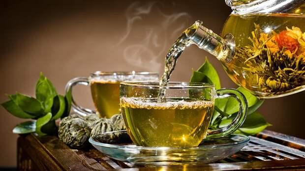 Диетолог рассказала о полезном зеленом чае