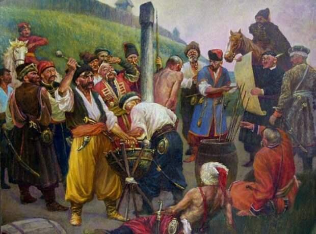Обитатели Сечи Запорожской: рыцари, крестьяне или…?