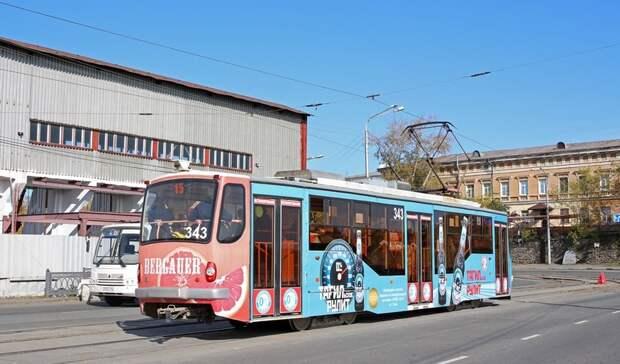 Движение трамваев наВагонку вНижнем Тагиле восстановлено