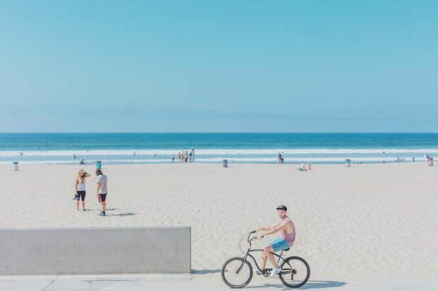 Калифорния: колоритные фотозарисовки о жизни Западного побережья США