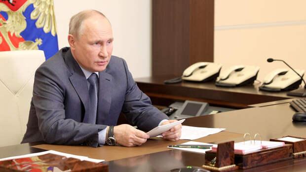 Путин раскритиковал зачистку политического поля на Украине