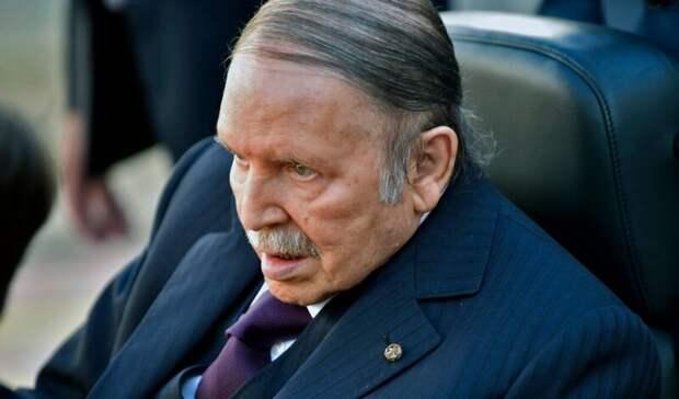 Символ нефтяного процветания Алжира ушел в мир иной