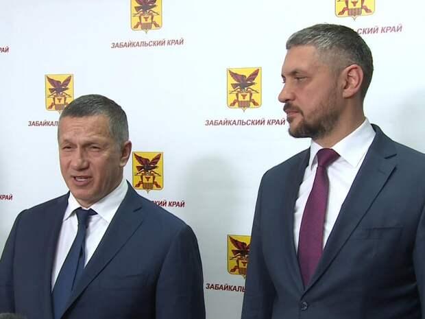 Юрий Трутнев не согласился с политикой Осипова в строительном вопросе