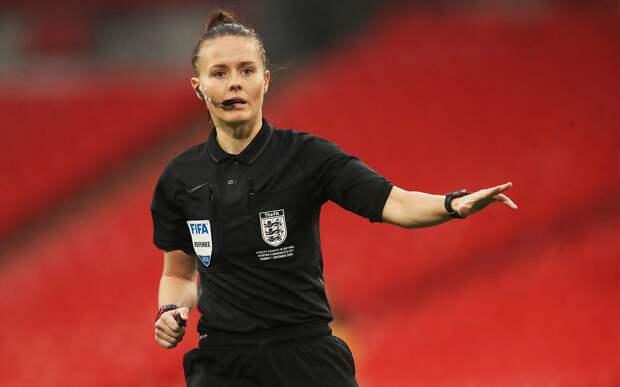 Английская футбольная лига впервые назначила женщину-судью на матч 4-го дивизиона