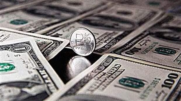 В марте рубль может протестировать отметку 72,5 за доллар