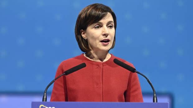 Елена Панина: Альянсом с Украиной Санду загоняет себя в узкий политический коридор