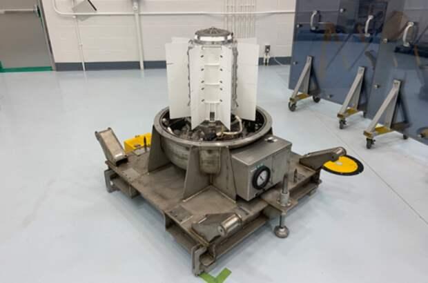 Энергосистема построена и разработана для миссии НАСА «Настойчивость». Изображение Министерства энергетики США.