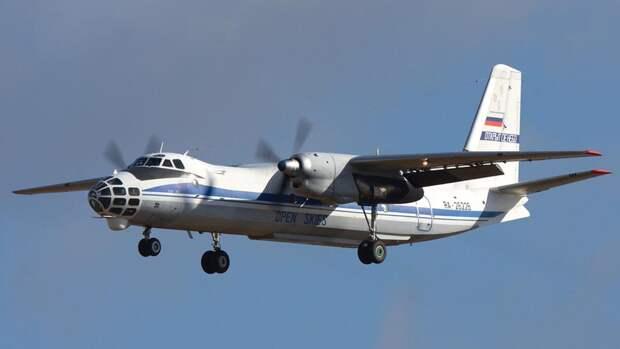 Ан-30 — самолёт воздушного наблюдения и аэрофотосъёмки,предназначен для аэрофотосъёмочных и аэрогеофизических работ. Используется также в военной авиации для воздушной разведки