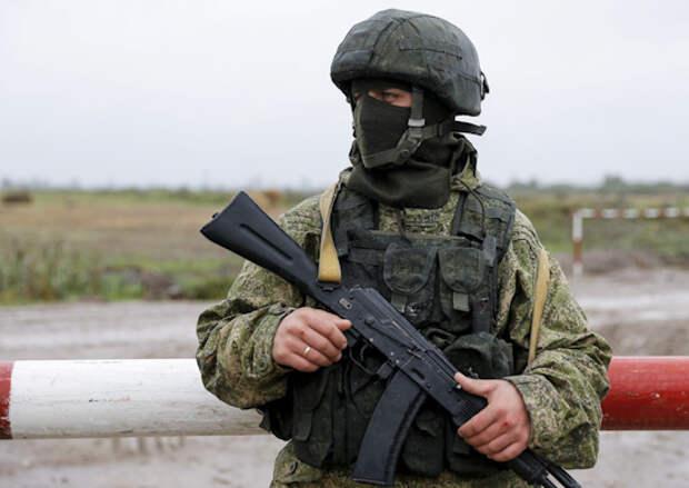В армейском корпусе Балтийского флота проведены тренировки по антитеррору