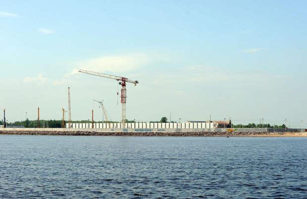 DSC 52621 Нефасадный Петербург: вид с воды