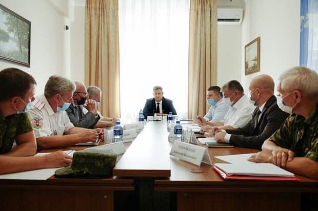 На Кубани решили создать совет казачьих НКО