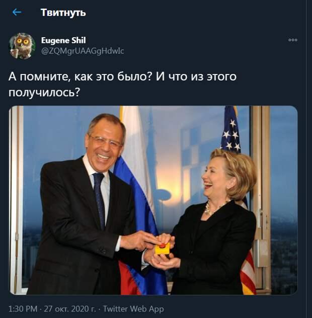 «Россия сосредотачивается»: Неизвестные санкции против русских