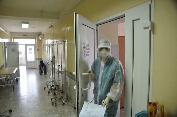 На Кубани прибавилось еще 182 ковид-пациента