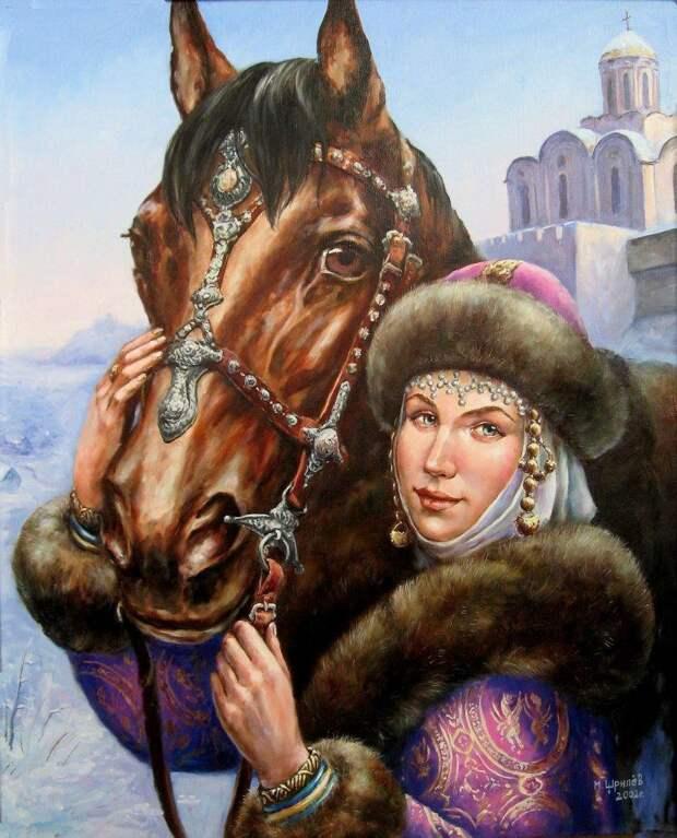 Анна Ярославна: русская княжна на французском троне
