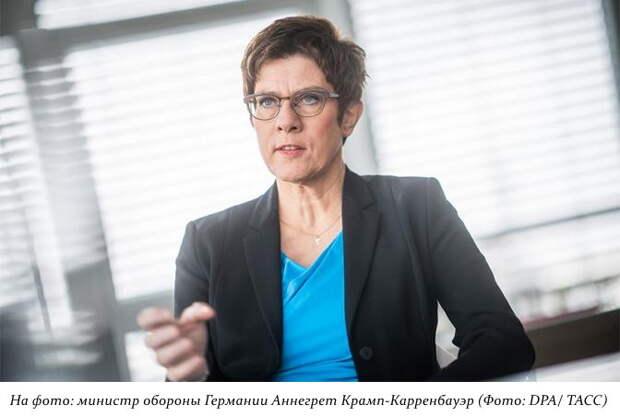 «Если надо — повторим»: Германия все забыла и хочет разговаривать с Россией с «позиции силы»