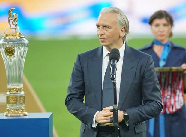 Александр Дюков выдвинут кандидатом в президенты РФС на новый срок, в Исполком союза предложено избрать Елену Илюхину