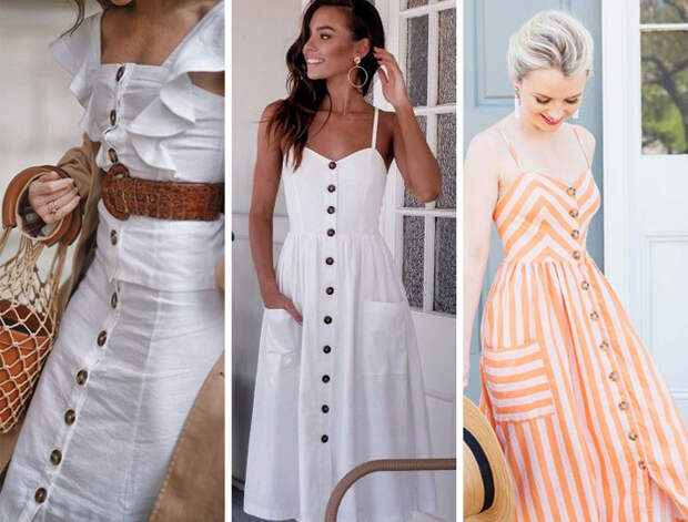 Летние платья: 7 фасонов, без которых этим летом никак