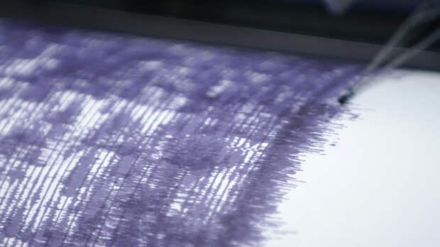На Камчатке произошло три землетрясения магнитудой до 4,4