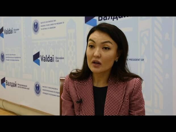 Гаухар Нургалиева: «Исламский банкинг - это устойчивая финансовая модель»