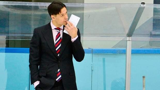 Лещев войдет в тренерский штаб первой сборной России