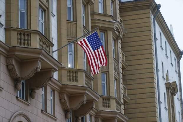 Посольство США вМоскве: Россия отложила запрет нанимать ееграждан