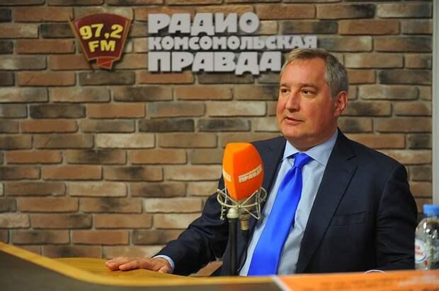Рогозин рассказал о новых функциях членов отряда космонавтов