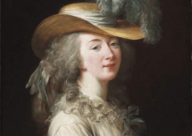 Мария Жанна Бекю, графиня Дюбарри.