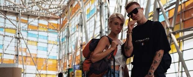 Ивлееву и Элджея задержали после премии Муз-ТВ