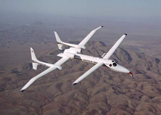 На видео попали секретные американские самолеты