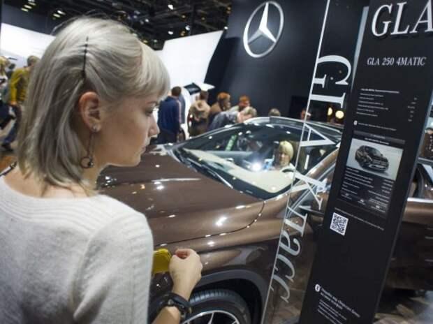 Дилеры говорят о росте цен на автомобили Mercedes-Benz до 40%
