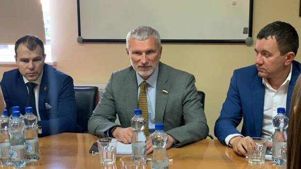 """Лидер партии """"Родина"""" поддержал идею общественного контроля для решения проблем россиян"""