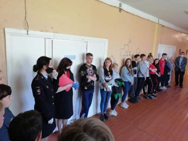 В Тверской области провели профилактическую беседу о безопасном поведении