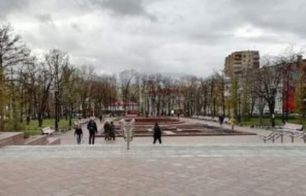 На фото: Тверская улица, Москва