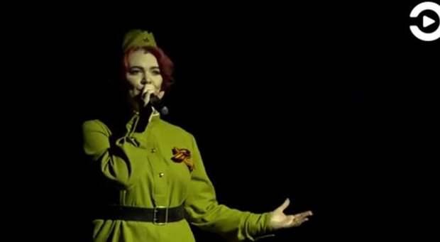 В центре культурного развития прошел концерт в честь Дня Победы