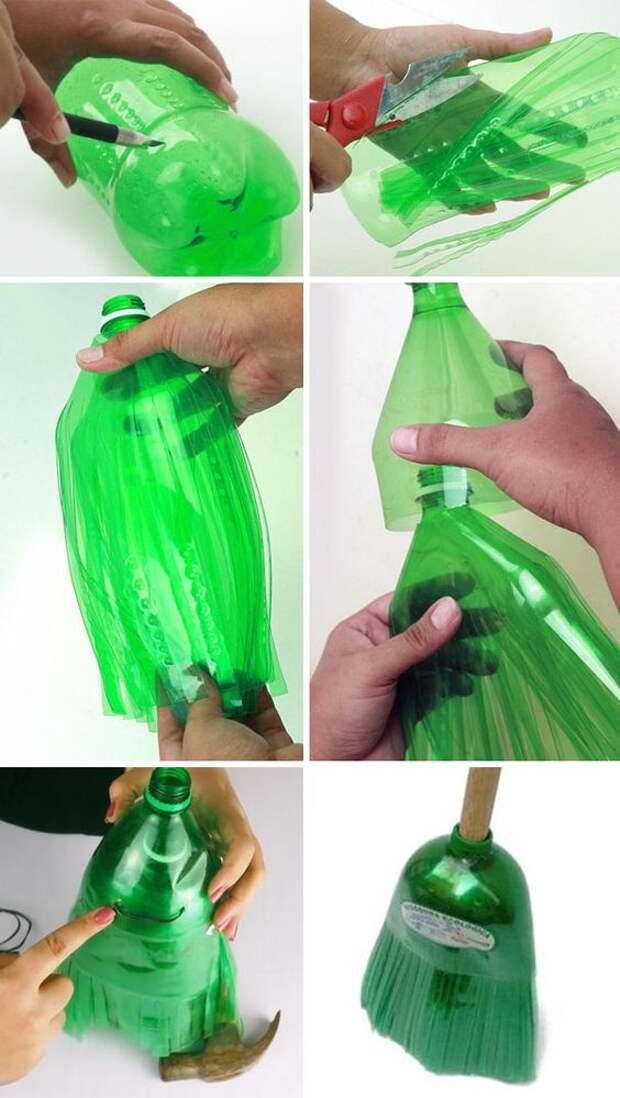 25 интересных и полезных вещей из пластиковых бутылок