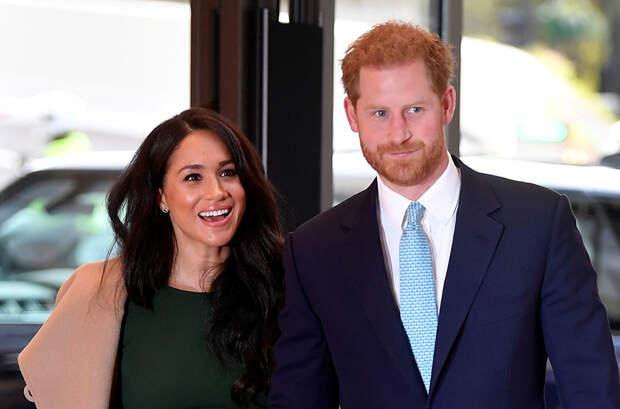 Канадский ресторан отказался принимать принца Гарри и Меган Маркл