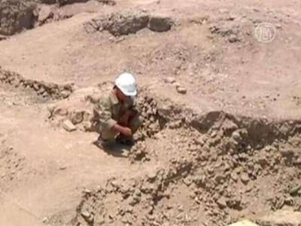 У спорткомлекса Лимы нашли древние останки людей