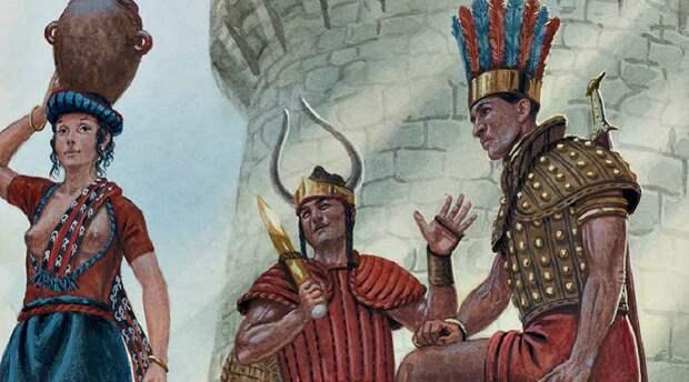 8 страшных тайн, над разгадкой которых бьются археологи