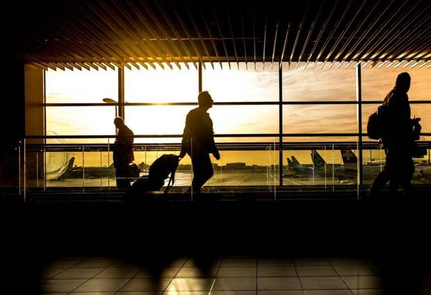 Пассажиры устроили дебош в Шереметьево из-за задержки рейса