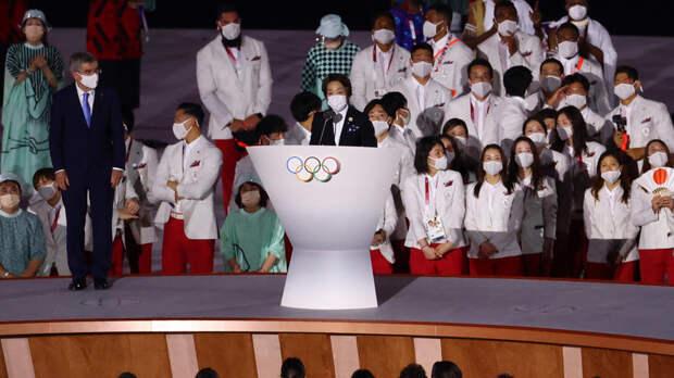 Хасимото — об открытии Олимпиады в Токио: мы рады, что этот день наконец наступил