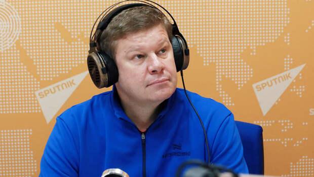 Губерниев прокомментировал информацию о своем отстранении от эфира