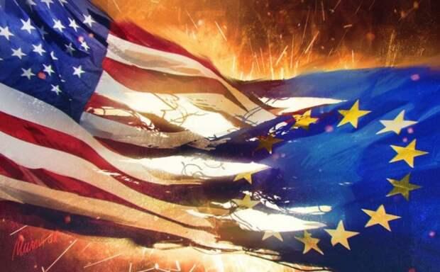 Евросоюз нанёс серьёзный удар по США
