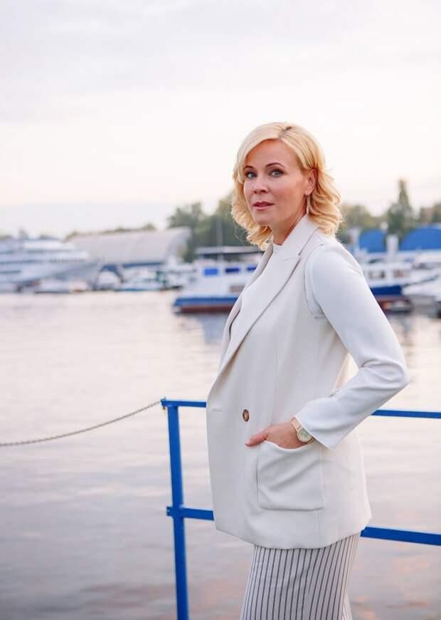 Мария Куликова решает проблемы дочери