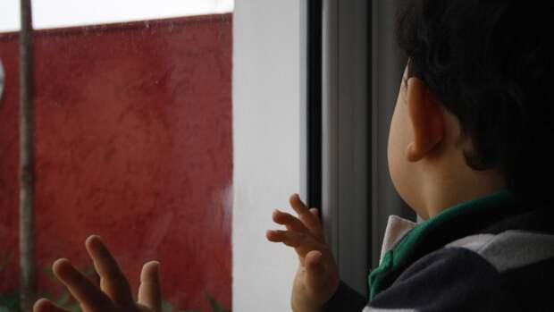 Трехлетний малыш оперся на москитную сетку и выпал из окна в Архангельске