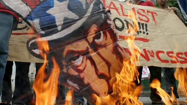 Американская гегемония: можно начинать вести обратный отсчет