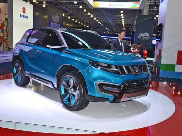 Suzuki шагает в будущее с новыми концептами