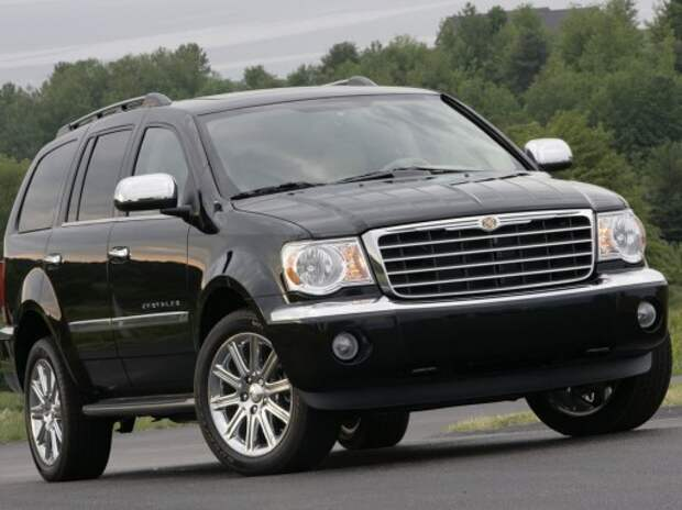У Chrysler появится полноразмерный кроссовер